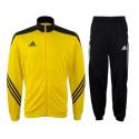 Survêtement d'entraînement Sereno 14 jaune Adidas