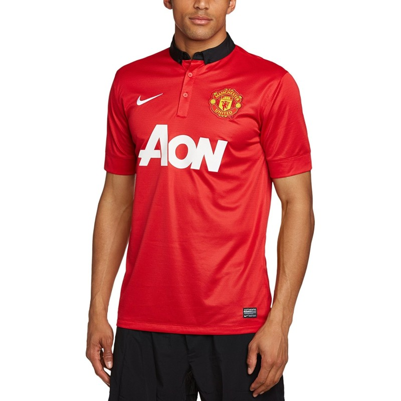 Manchester United maillot domicile 2013/14 Nike