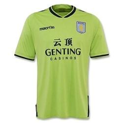 Aston Villa jersey away 2012/13 Macron