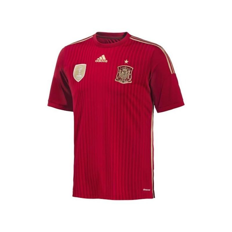 FEF Spagna maglia home 2015/16 Adidas
