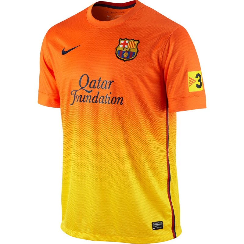 Barcellona maglia away 2012/13 Nike