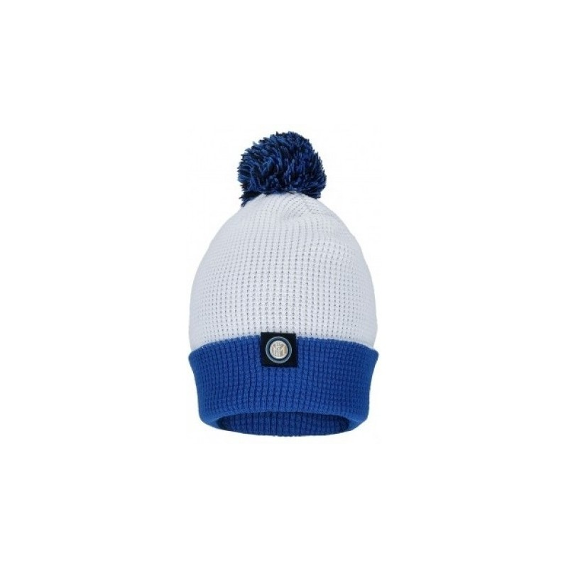 Inter beanie hat white 2017/18 Nike