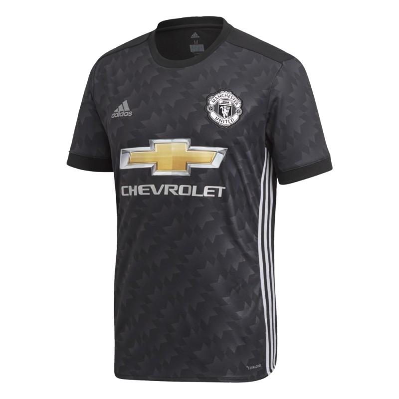 Manchester United jersey away black 2017/18 Adidas