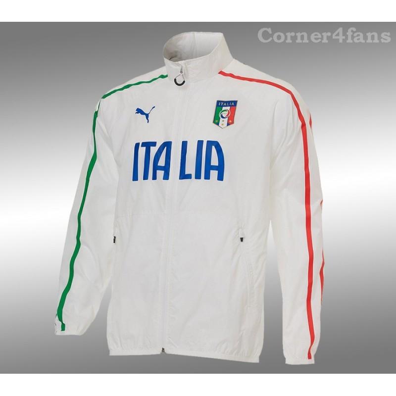 Puma Italia walk-out giacca junior bambino