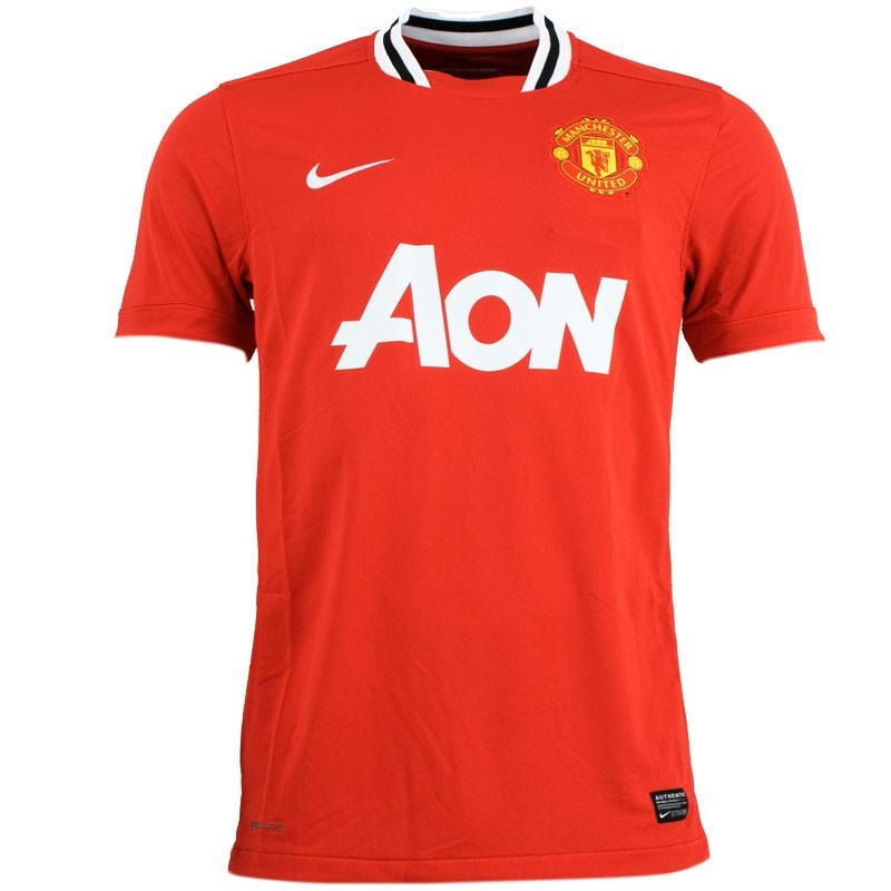 Manchester United maillot domicile 2011/12 Nike