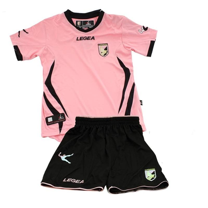 Palermo kit de bebé a casa 2011/12 Legea
