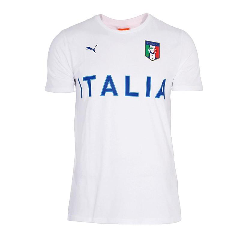 Puma Italien t-shirt T7 football