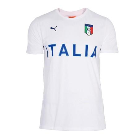 Puma Italy t-shirt T7 de football