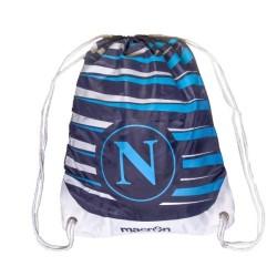 SSC Napoli gym sack Bag navy Macron