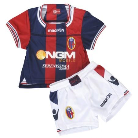 Bolonia conjunto de bebé de punto pantalones cortos bebé a casa 2012/13 Macron