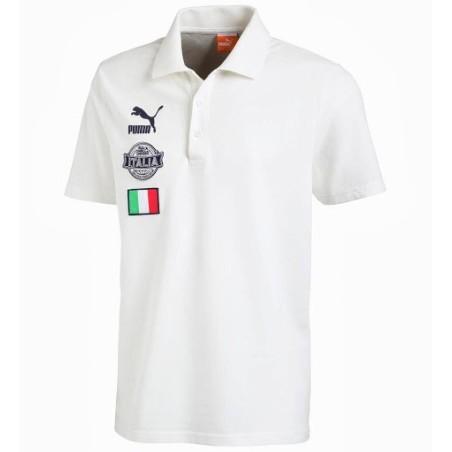 Polo Italien football archive-white Puma