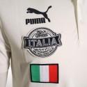 Polo de football Italie archive blanc Puma