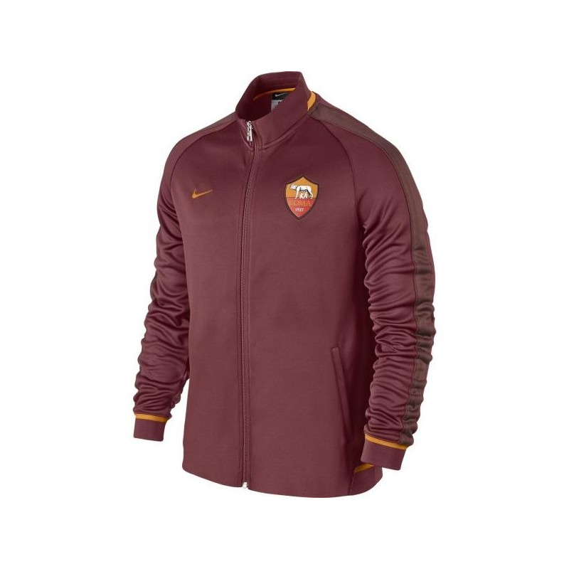 L'as Roma Authentique N98 Track Jacket Nike