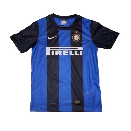 FC Inter maglia stadium home bambino 2012/13 Nike