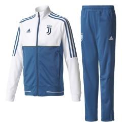 Juventus tracksuit bench white child 2017/18 Adidas