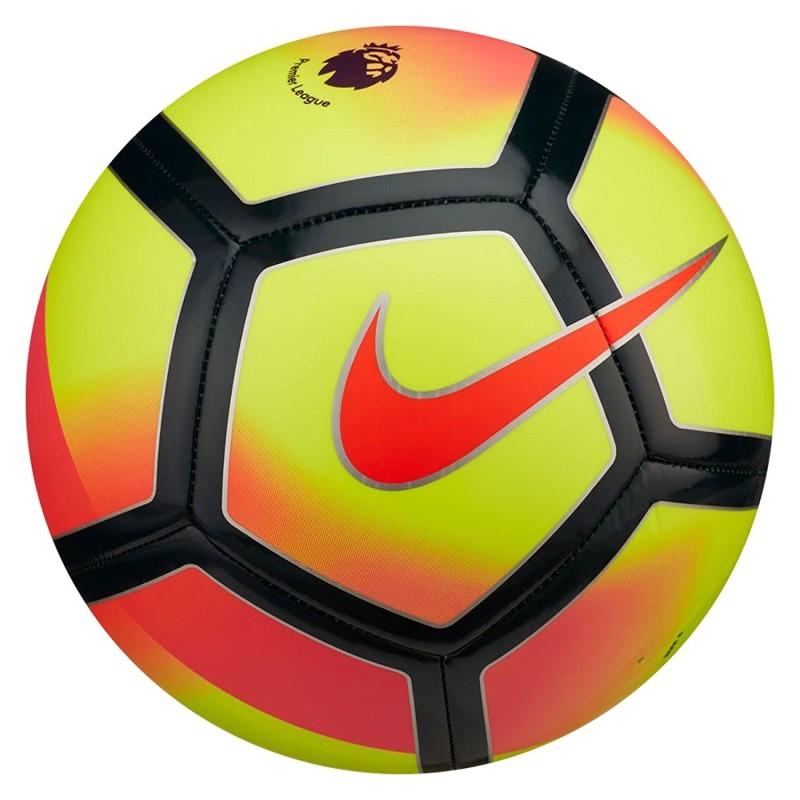 Nike Pitch Premier League Fußball 2017/18 Size 5 Volt