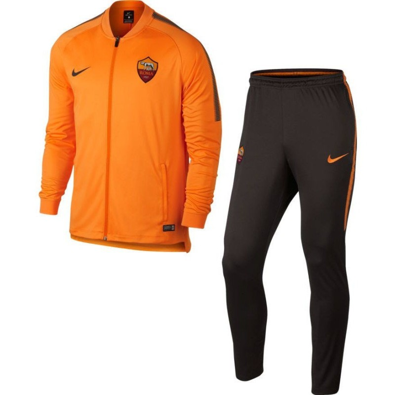 Roma tracksuit training bench child 2017/18 Nike