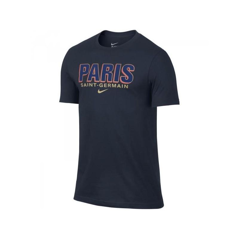 Le Paris Saint-Germain t-shirt de base Nike