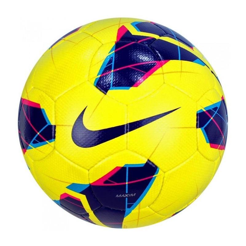 Nike Ball Maxim HI-VIS yellow
