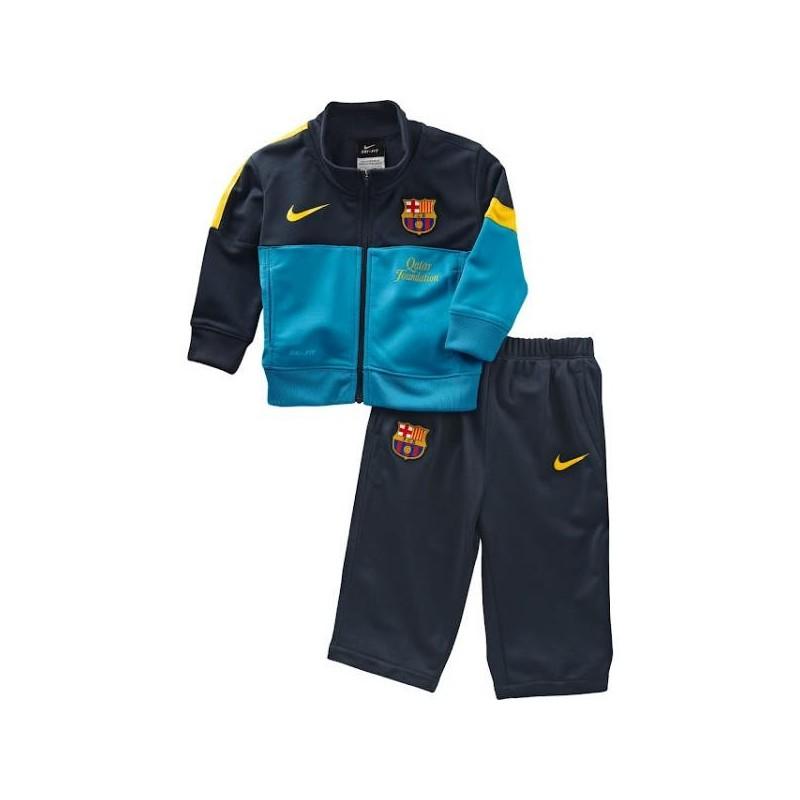Barcelona trainingsanzug bank kleinkind Nike