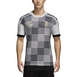 Juventus FC jersey pre match white 2017/18 Adidas