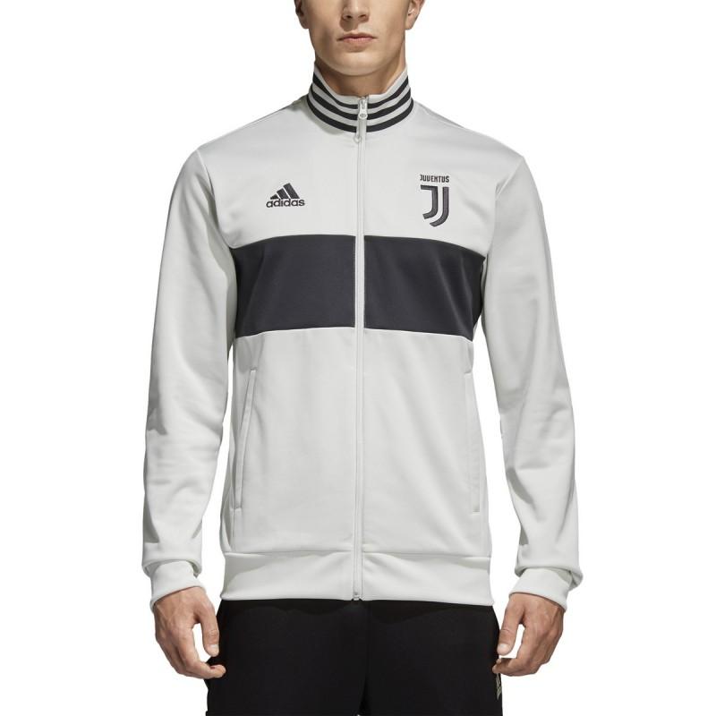 ecb8935e1 Juventus sweatshirt Track Top 3 Stripes white 2017 18 Adidas