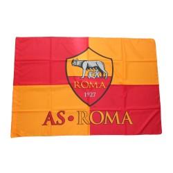 AS Roma bandiera 100x140cm prodotto ufficiale