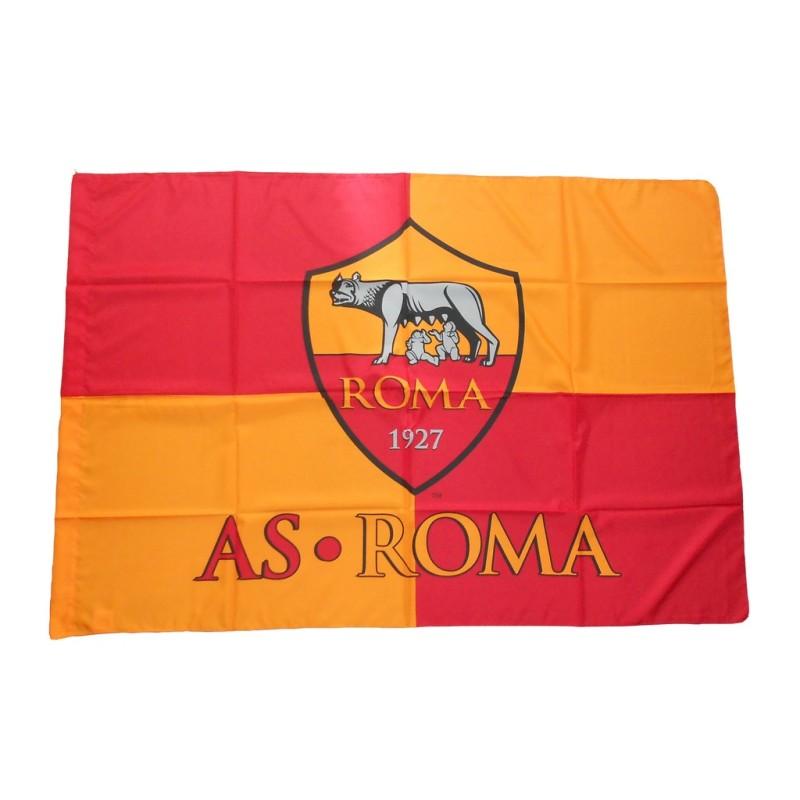 La as Roma de la bandera 100x140cm producto oficial