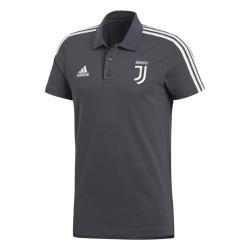 Juventus turin polo 3S carbon 2017/18 Adidas