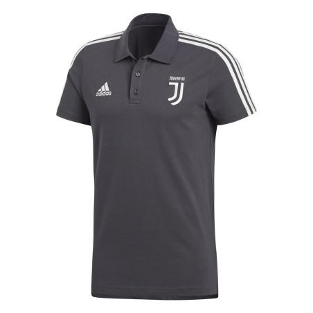 La Juventus polo 3S carbone 2017/18 Adidas