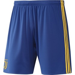 Juventus away shorts blue 2017/18 Adidas
