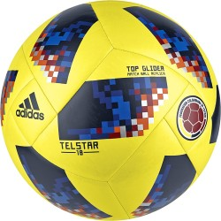 Adidas Telestar Ball Kolumbien Top Glider FIFA WC 2018