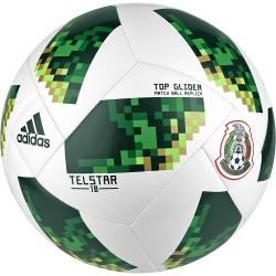 Adidas Telestar Bola de la parte Superior de México Planeador de la FIFA WC 2018