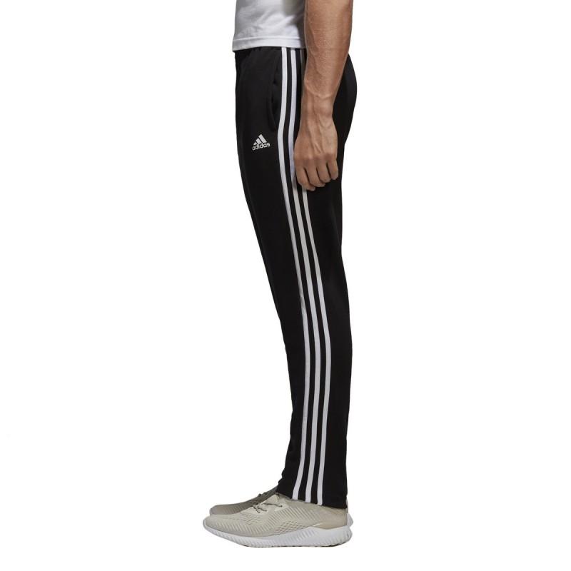 adidas striped schwarz hose