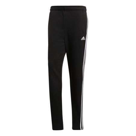 Pantaloni sportivi 3 Stripes uomo nero Adidas