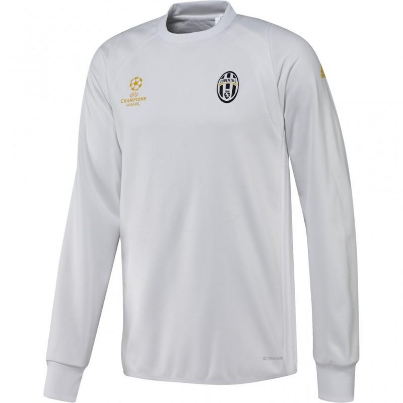 Juventus felpa allenamento UCL Champions League 2016/17 Adidas