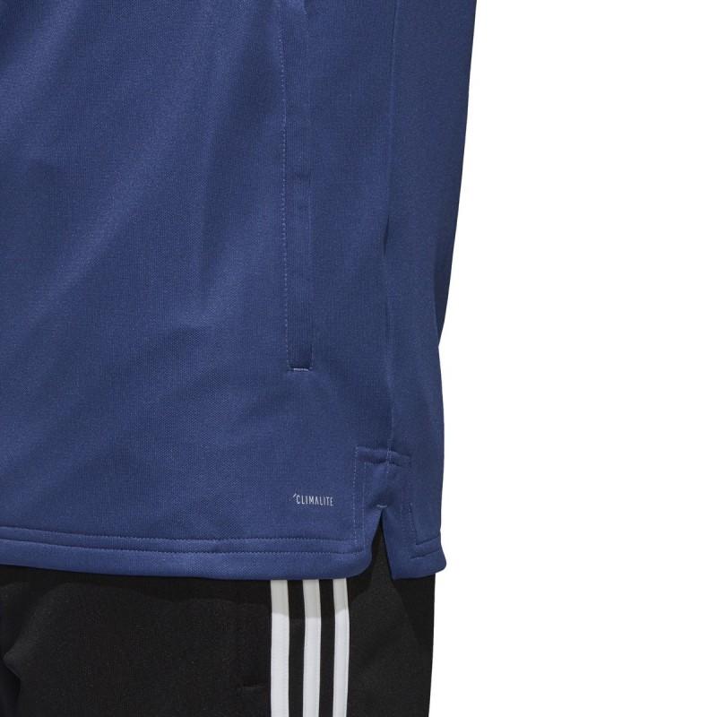 Acquista felpa azzurra adidas OFF56% sconti