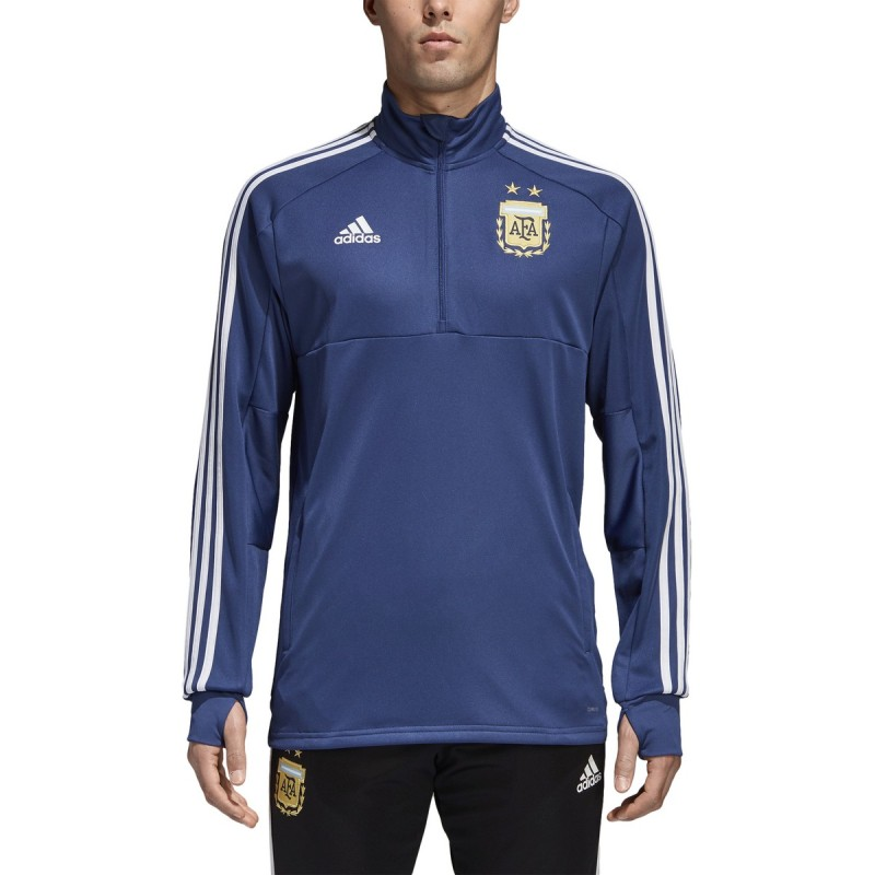 Argentina AFA felpa allenamento 2017/18 Adidas