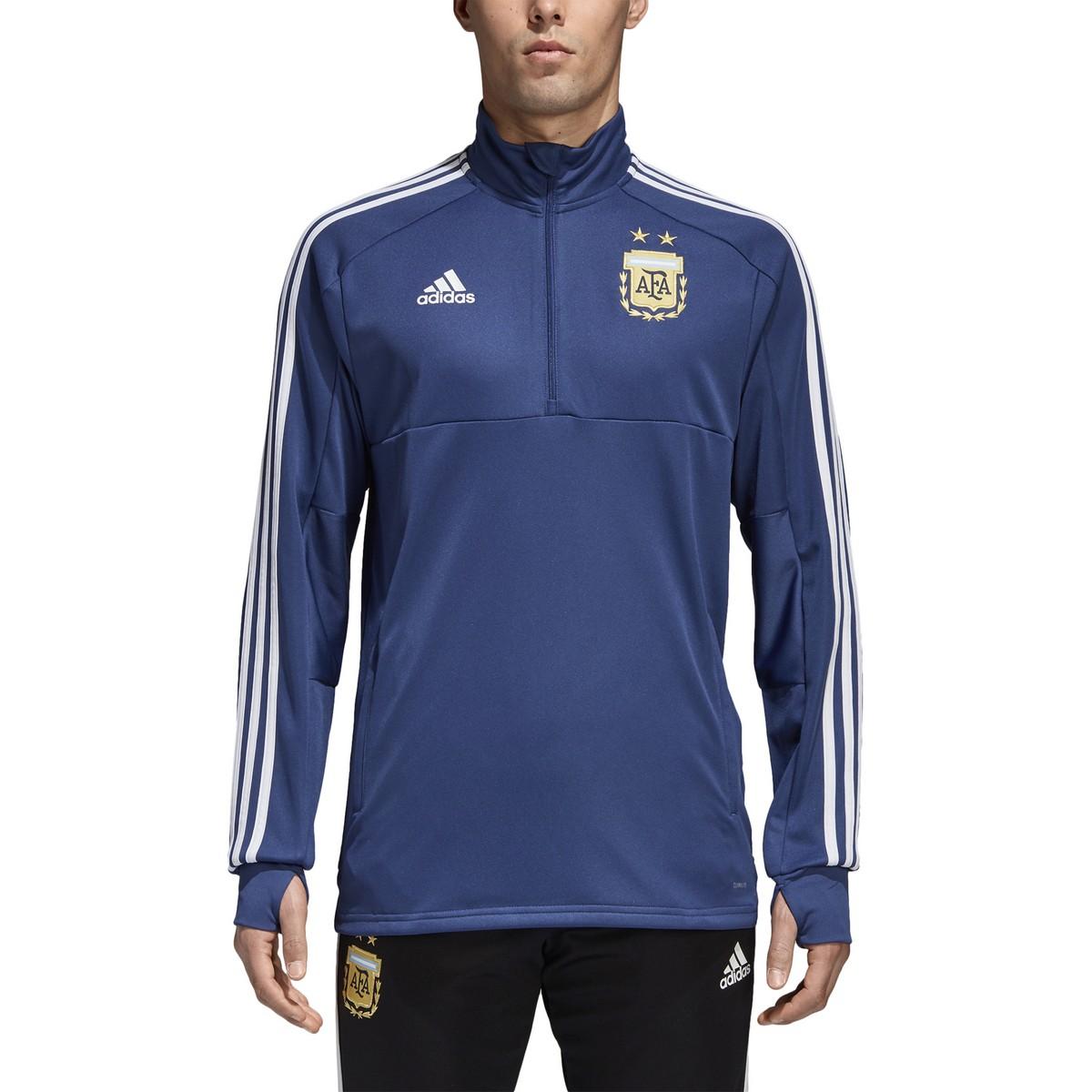 f9352635705b2 Argentina AFA sudadera de entrenamiento Adidas 2017 18