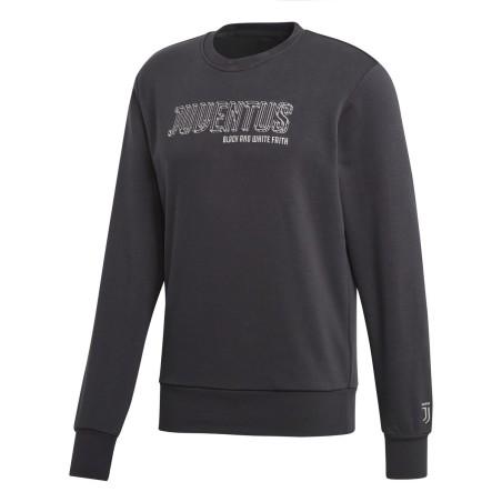 Juventus turin sweatshirt SGR carbon 2017/18 Adidas