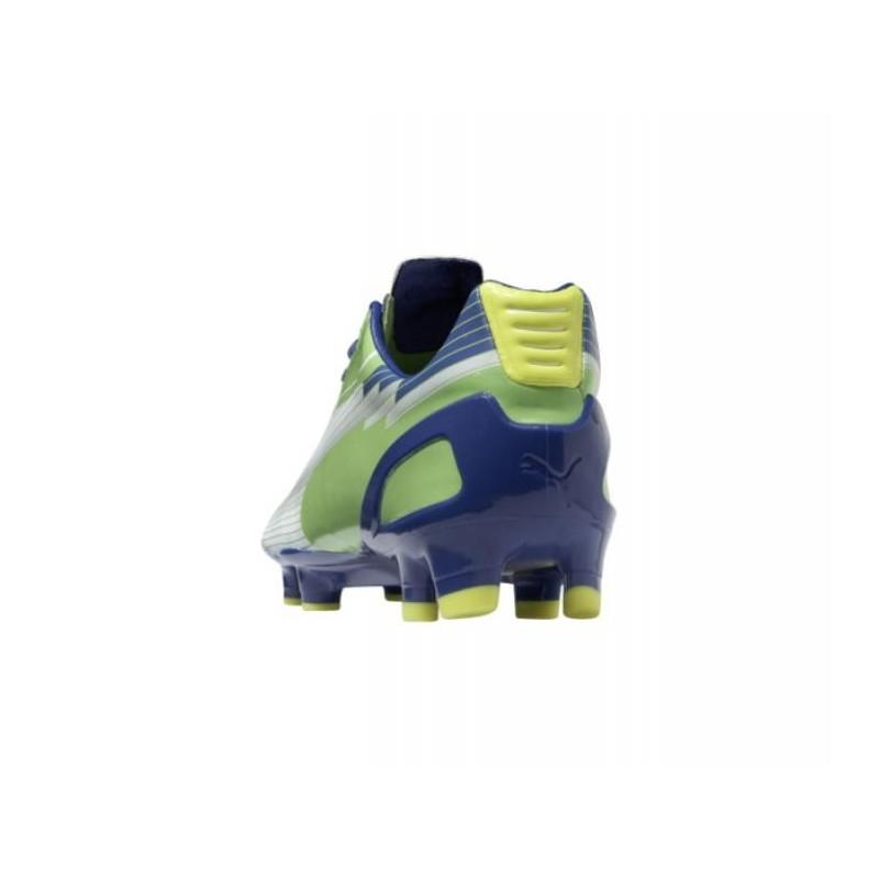 Scarpe Calcio Puma EvoSpeed 1 FG verde blu