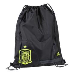 España saco de gimnasio gimnasio bolso negro Adidas