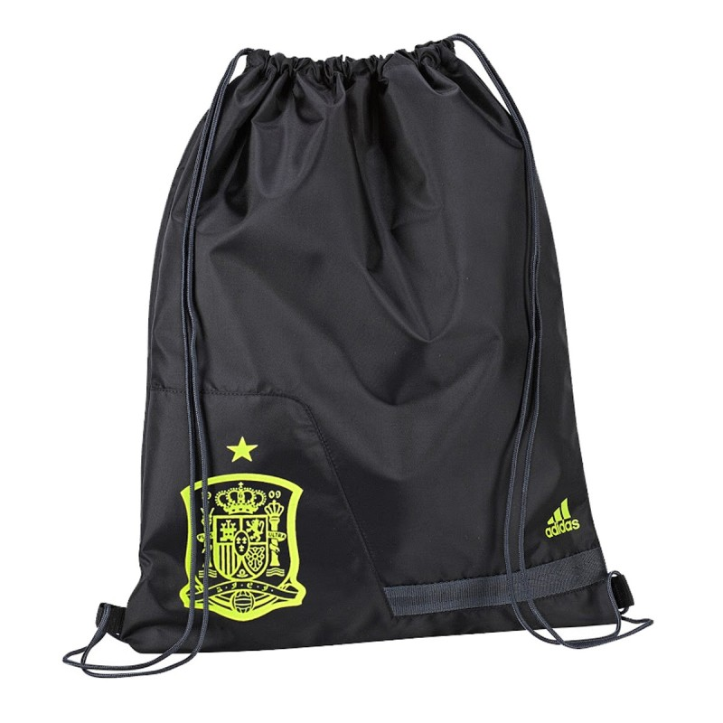 Spain gym sack gym bag black Adidas