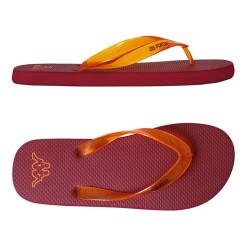 Roma flip-flops, gimnasio, piscina equipo de Kappa