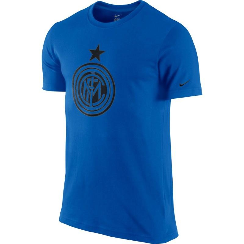 Inter t-shirt core basic-blue Nike