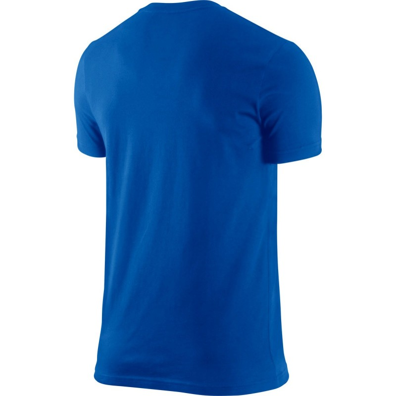 inter t shirt core basic blue nike. Black Bedroom Furniture Sets. Home Design Ideas