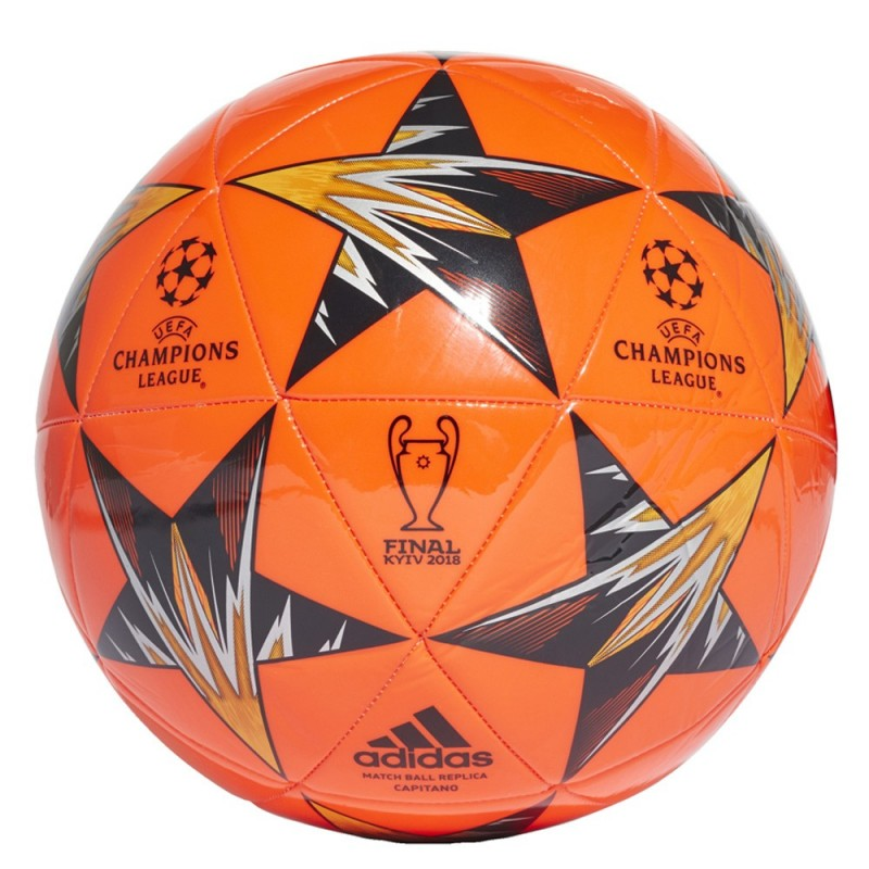 Adidas Ball Kiew Champions-League 2017/18 Rot