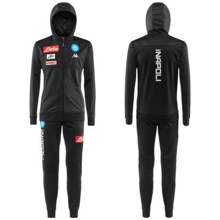 Naples suit representation Karbon with hood 2017/18 Kappa