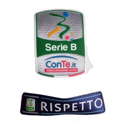 Patch Serie B ConTe.it LNPB + rispetto 2017/18 originale