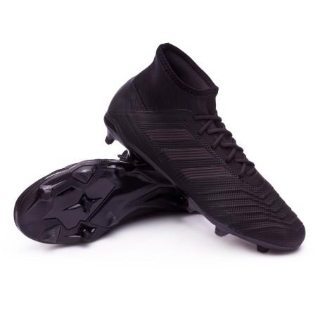 Scarpe calcio Bota Predator 18.2 FG black Adidas